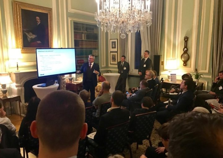 Intercede present digital identity best practice at the British Embassy, Vienna