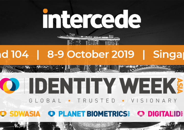 Intercede at Identity Week Asia