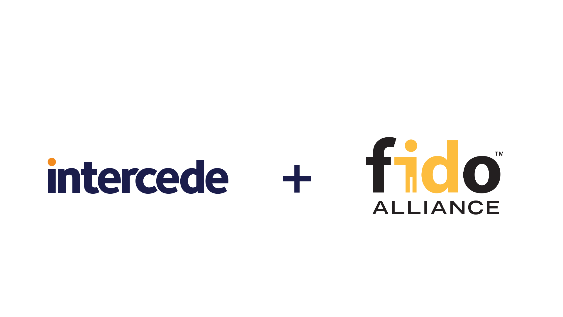 Intercede join the FIDO Alliance